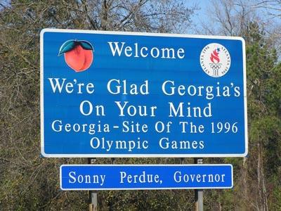 Georgia wita.. Alabama żegna!